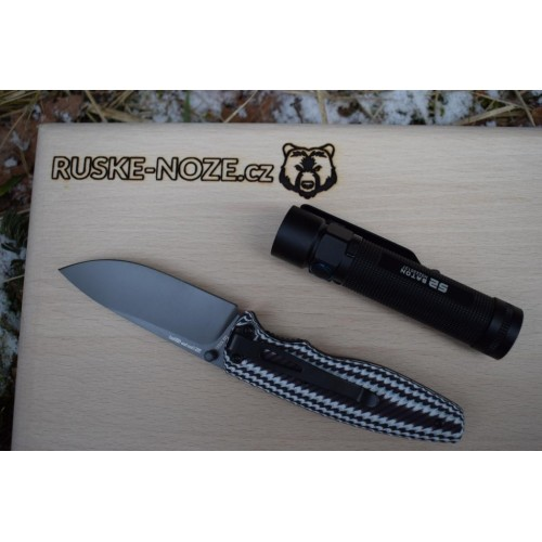 Mr. Blade Zipper Colored G10