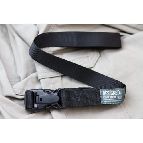 Kizlyar Supreme stehenní pás MOLLE TB1 (černá)