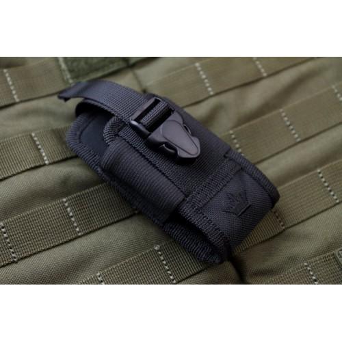 Pouzdro Kizlyar Supreme MOLLE AMP3 Black