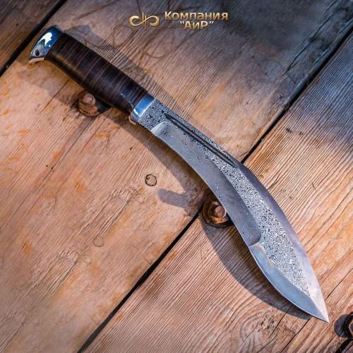 Zlatoust Air Džungle Khukri (pravá kůže) ZD-0803