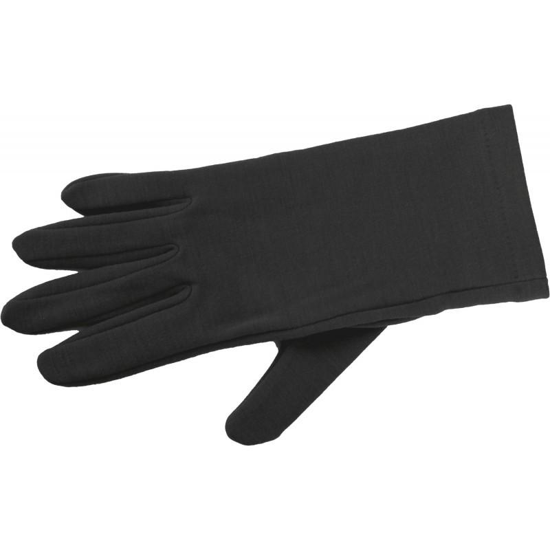 Lasting RUK 9090 černé rukavice merino 160g