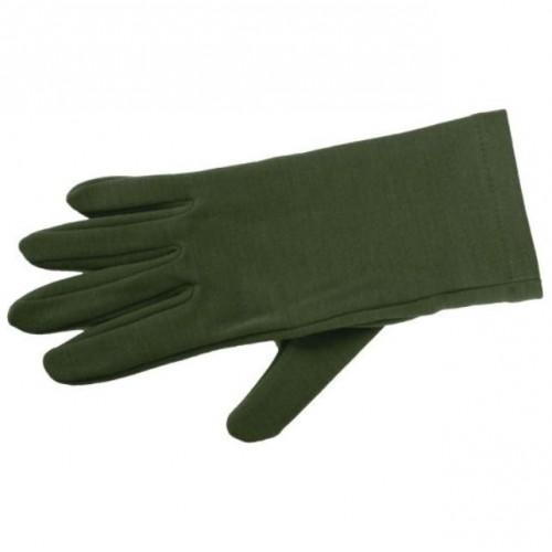 Lasting RUK 6262 tm.zelená rukavice merino 160g