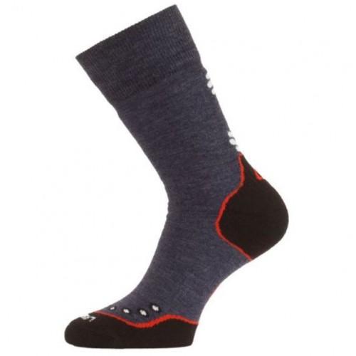 Lasting SCF 504 modrá Lyžařské ponožky