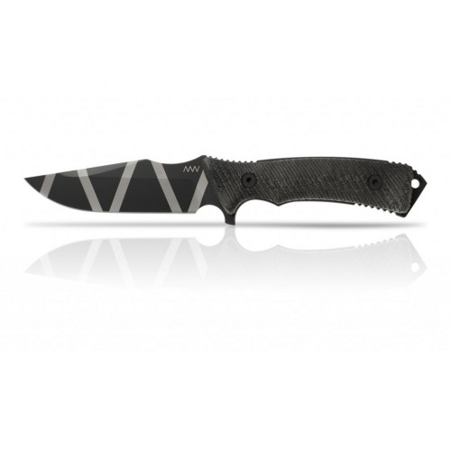 ANV M311 SPELTER ANV STRIPES/BLACK GRIP – KYDEX SHEATH