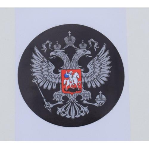 Nálepka Ruská dvojhlavá orlice