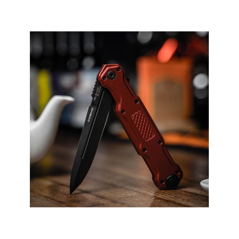 Mr. Blade Red Cosmo Black