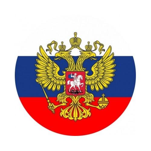 Nálepka Ruská orlice