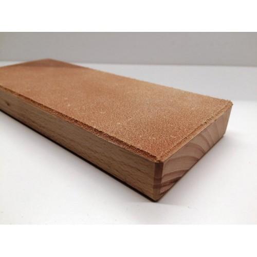 Kožený obtahovací blok (hrubá strana kůže)